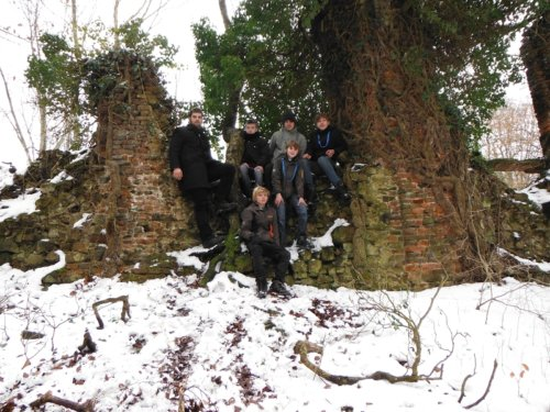 2013 Arbor und Vidda in den Hürtgenwald